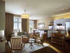 horseshoe copeland house alpine suite