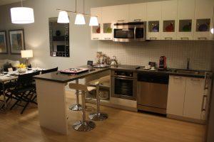 The Station kitchen