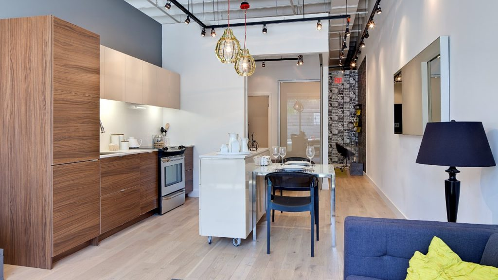 Carnaby Lofts - Model Suite
