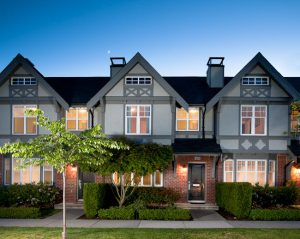 Mosaic's Riley townhomes in Coquitlam, B.C.