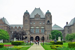 ontario provincial legislature