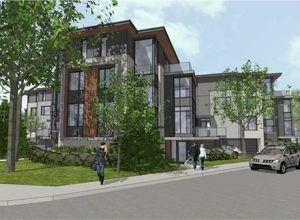 Canal East Exterior Rendering