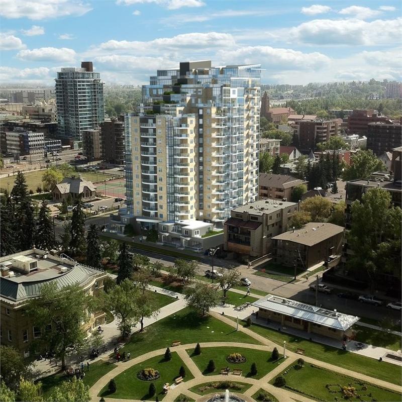 The Park Condos in Calgary