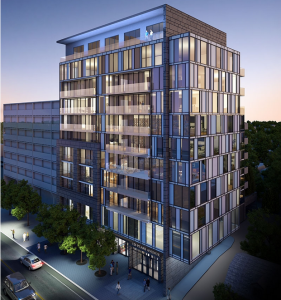 The Perry Exterior Rendering