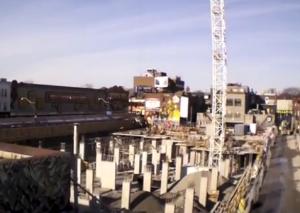 Toronto Condo Construction