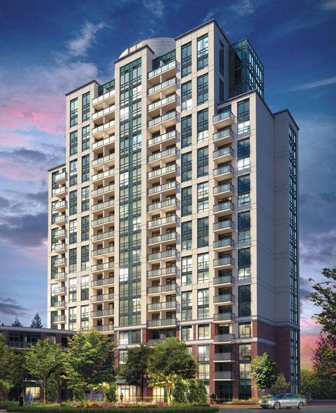 Vivid Condominiums Exterior