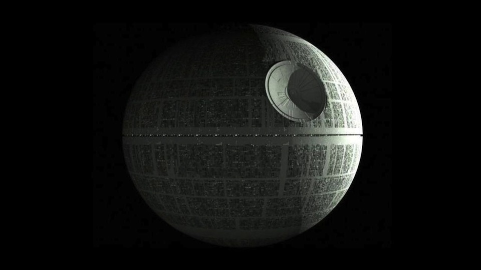 White House says it won't build a real Death Star