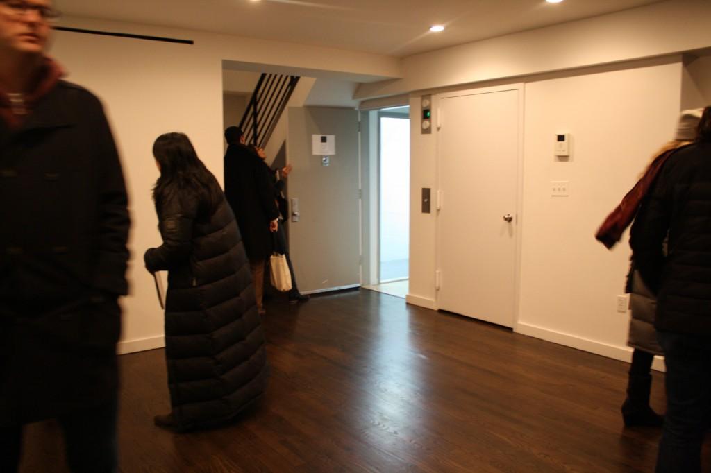 unit 6 entrance