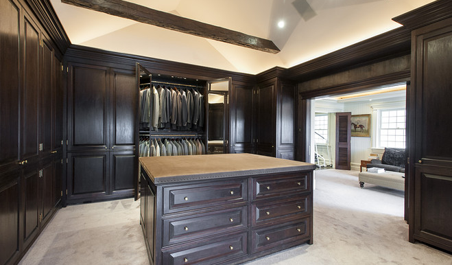 $100,000 closet
