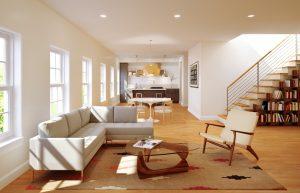 123 fort greene living room