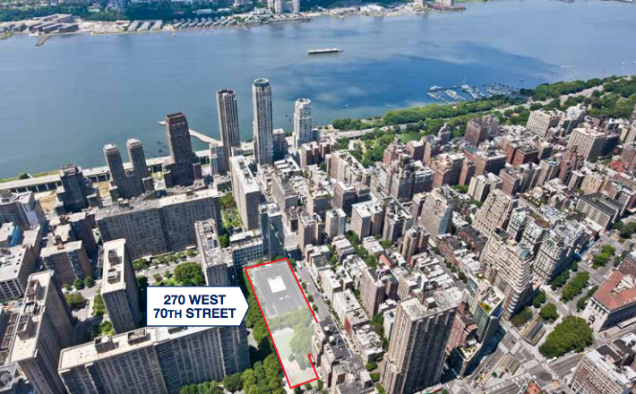 270 west 70th