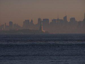 Flickr photo NYC smog by y smith_cl9