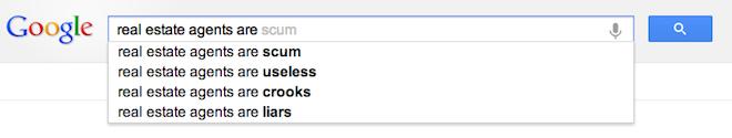 Google realtors