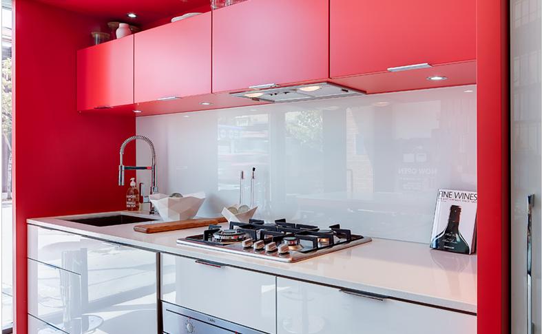 IT Lofts kitchen interior