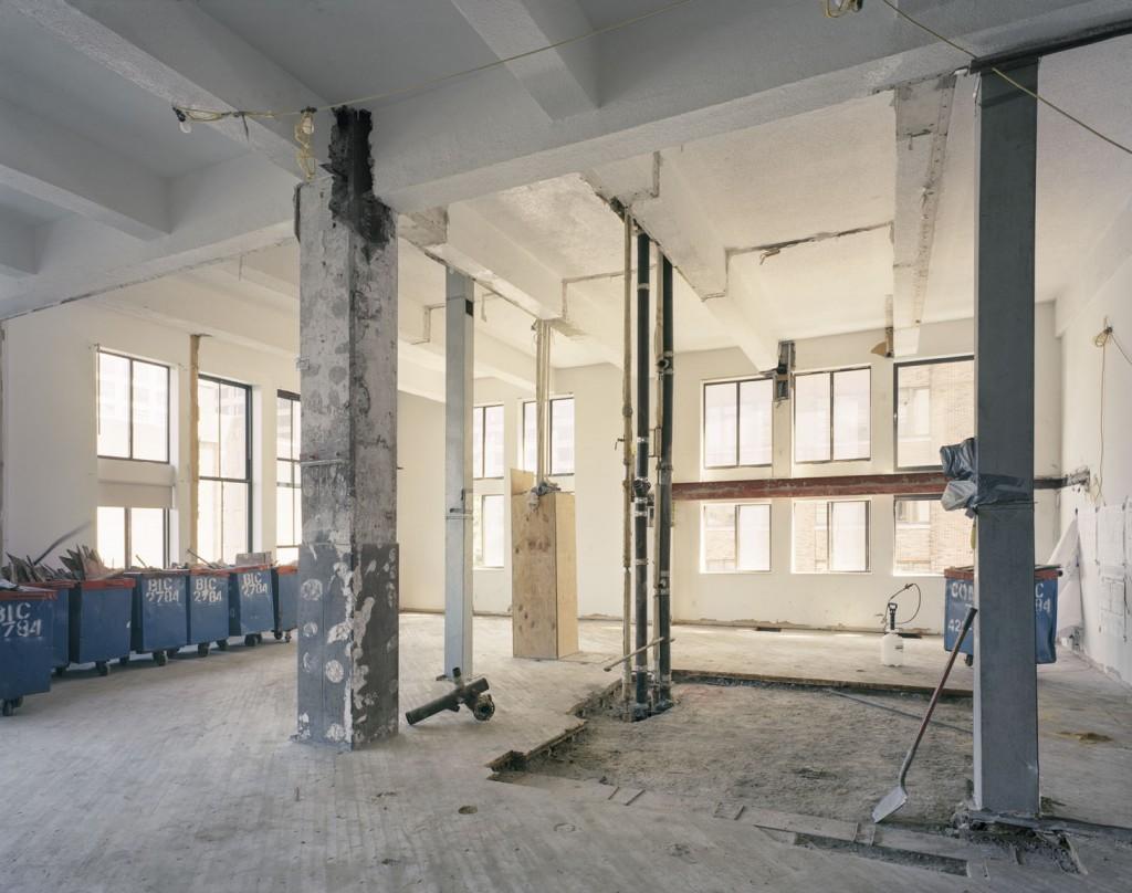 Printing House renovation