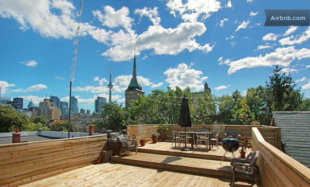 Rooftop Deck 2
