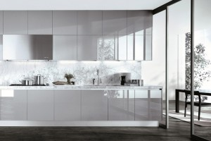 The Perry Kitchen Rendering