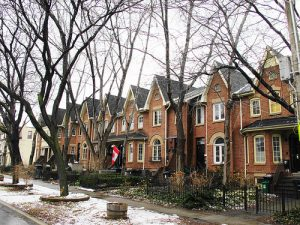 Toronto Houses Flickr photo by evaingesl