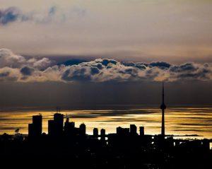 Toronto Skyline Shawn M Kent Flickr
