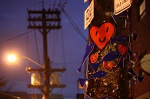 Flickr photo Toronto hearts  Danielle Scott