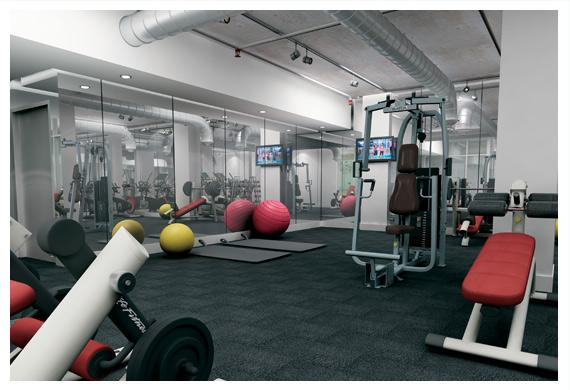 160 east 22nd gym