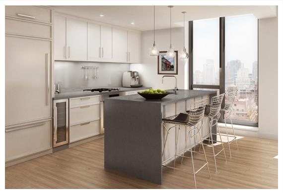 160 east 22nd kitchen