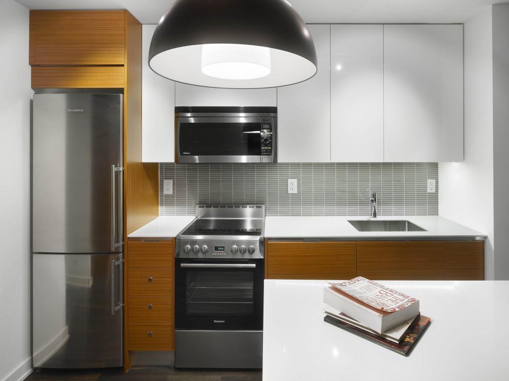 ART Condominiums kitchen