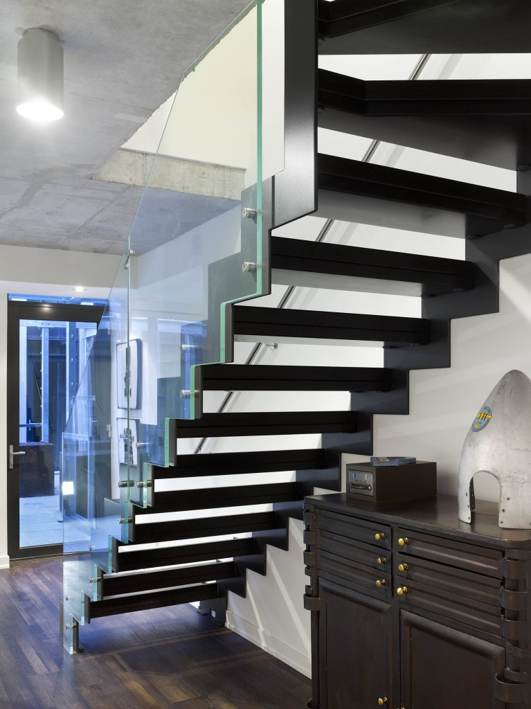 ART Condominiums stairs