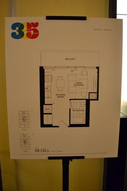 Floor Plans McGill model