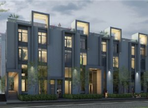 Edition Richmond Exterior Rendering