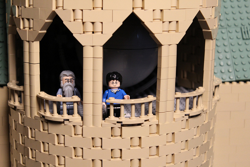 Harry Potter lego Hogwarts castle9