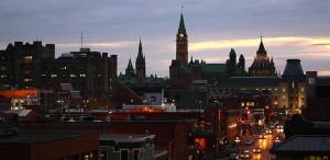 Flickr photo Ottawa - Skyline 2 by CoffeeGeek