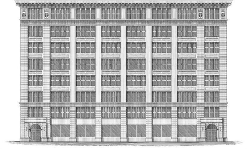 Printing House condos exterior
