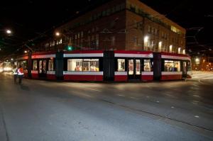 New streetcars TTC