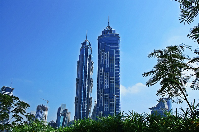 Tallest hotel in the world in Dubia4