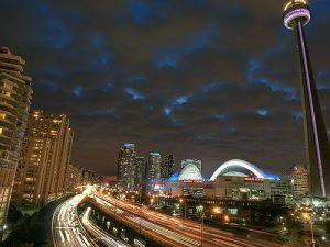 Toronto Skyline Krazy Diamond Flickr