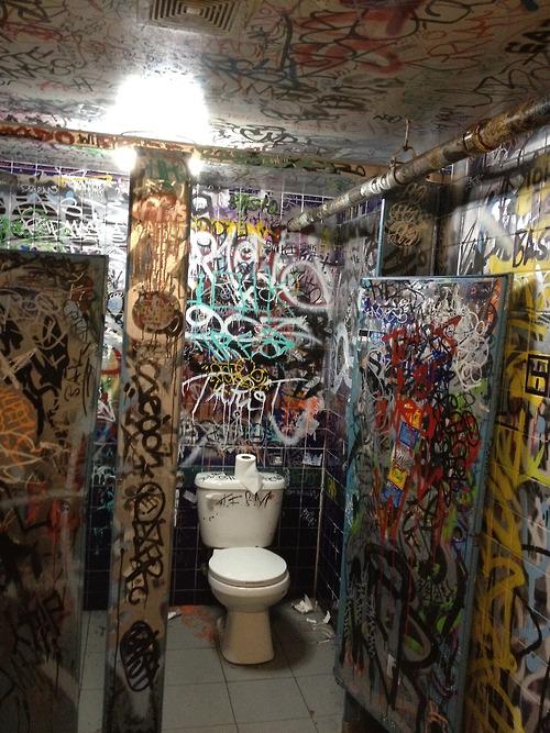 Wreck Room, Bushwick