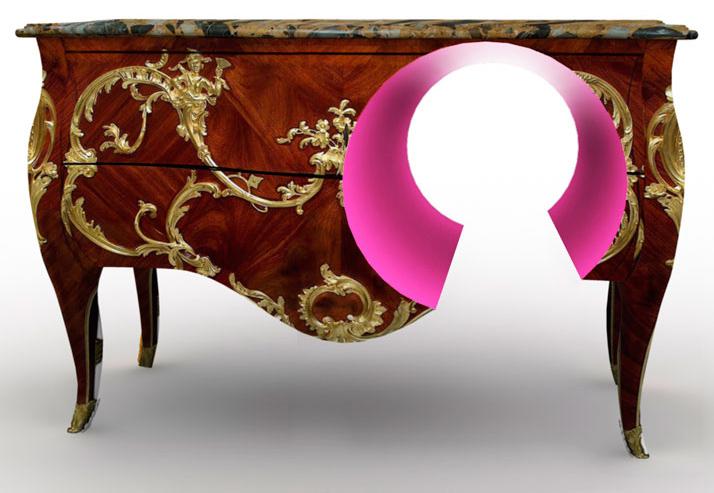 Laviani Whole desk