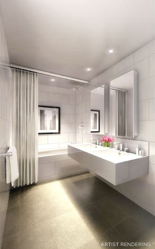250 bowery bathroom
