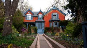 Upscale house in Cabbagetown Flickr Photo By Proxy Indian