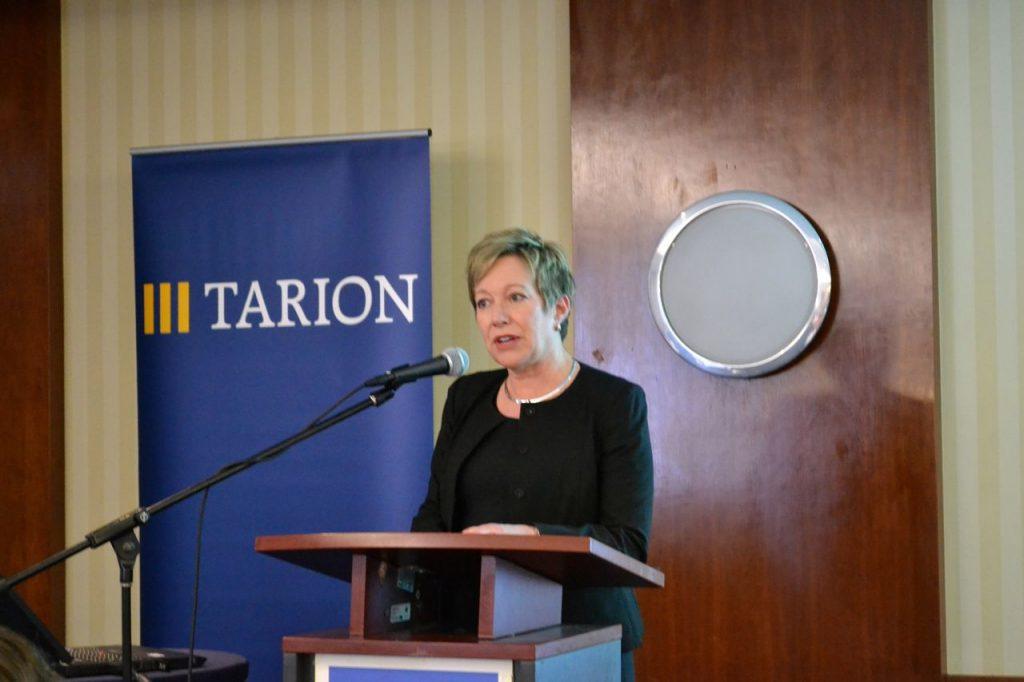Karen Mortfield. Vice-President, Stakeholder Relations
