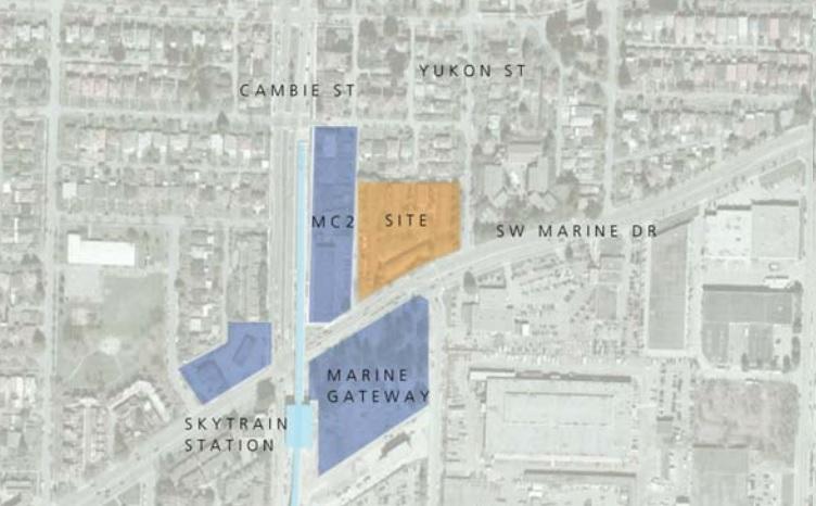 Marine Gardens site