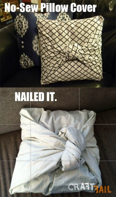 NO-SEW-Pillow-cover-nailed-it