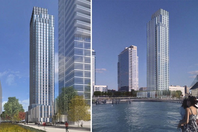 1 North 4th Place rendering 2