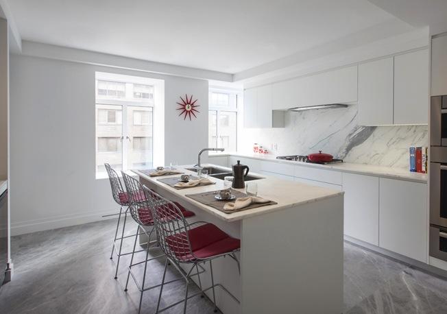 737 Park Avenue kitchen