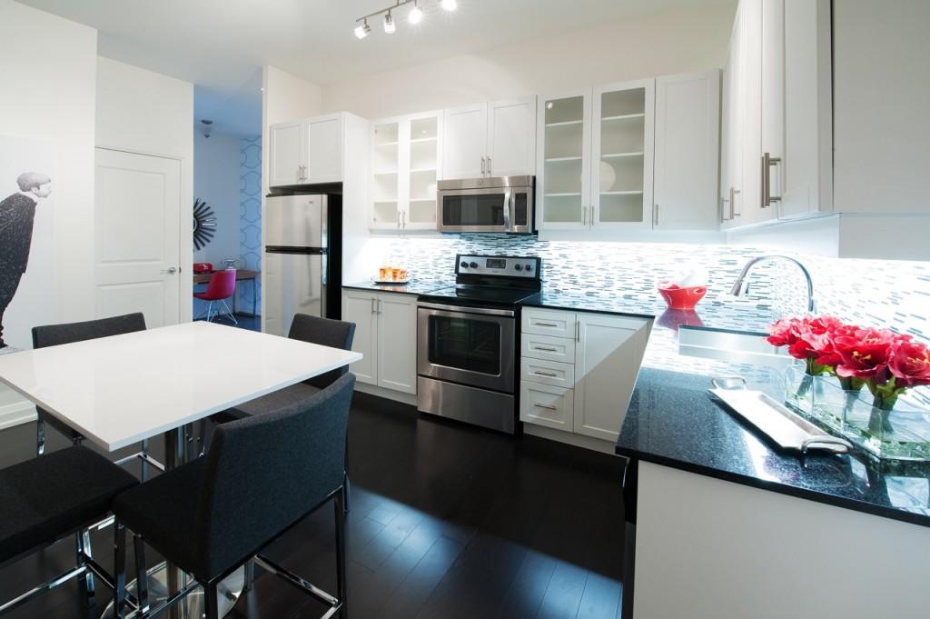 Arthouse kitchen