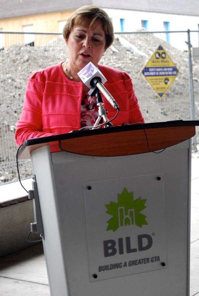 BILD Marianne Berube, Executive Director, Ontario Wood Works