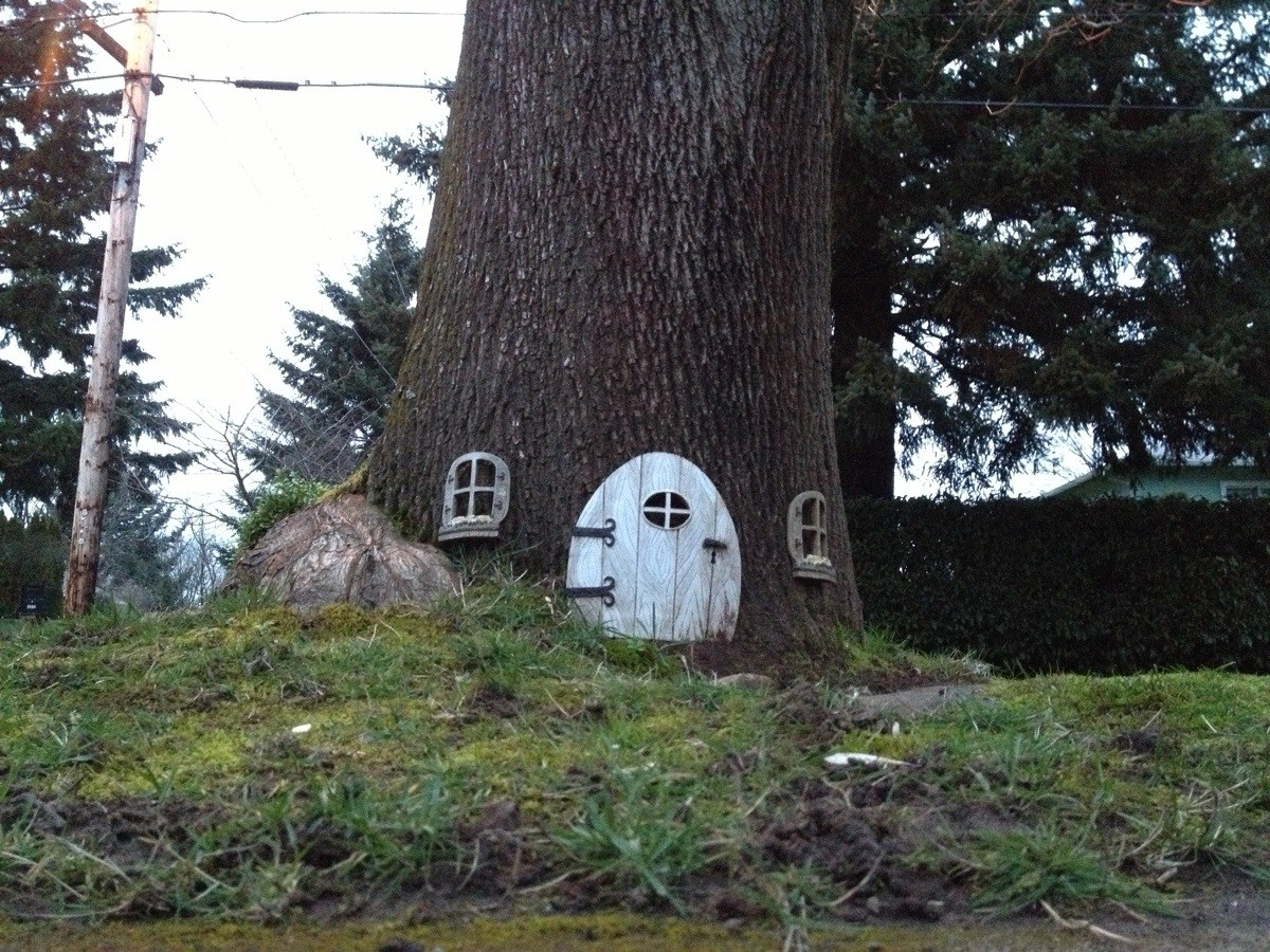 Elf treehouse