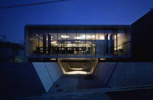 Osaka Earthquake Architecture