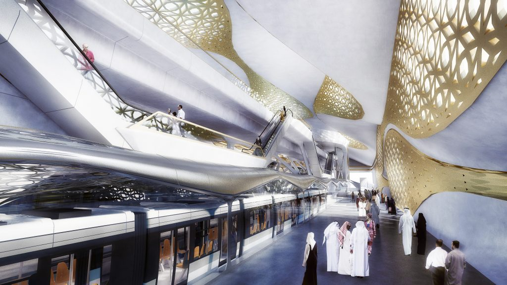 Saudi Arabian transit station-2